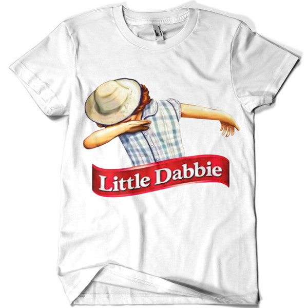 Little Dabbie T-shirt - billionaire dropouts