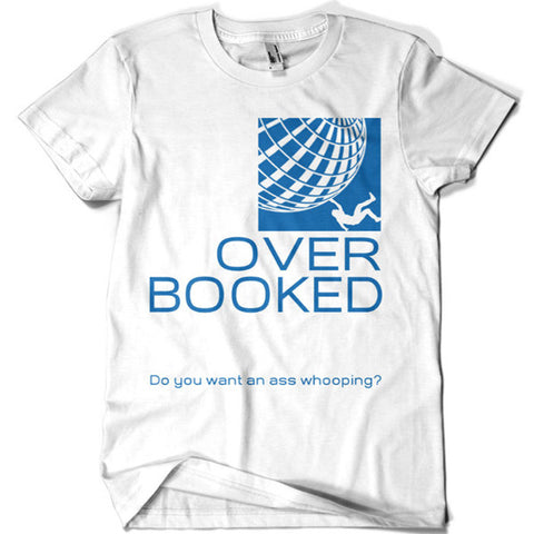 Over Booked T-shirt
