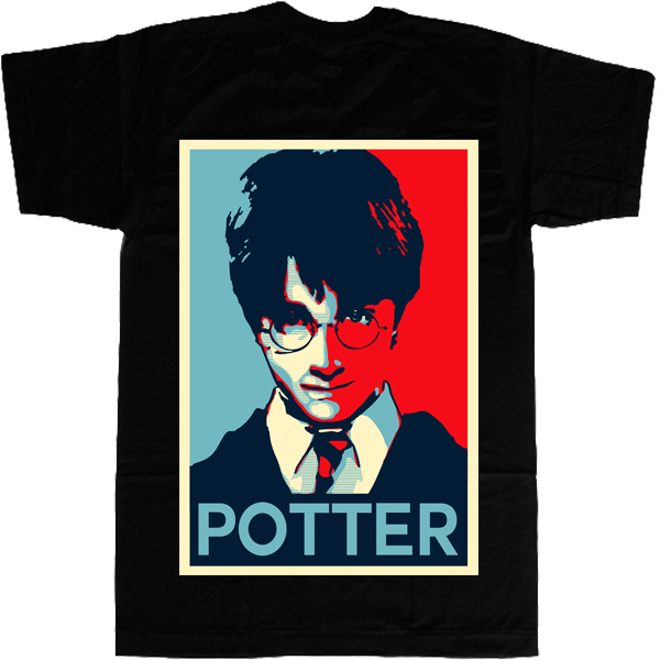 Harry Potter T-shirt - billionaire dropouts