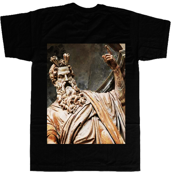 Zeus King of Gods T-shirt - billionaire dropouts