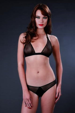 Music Hall Triangle Bra