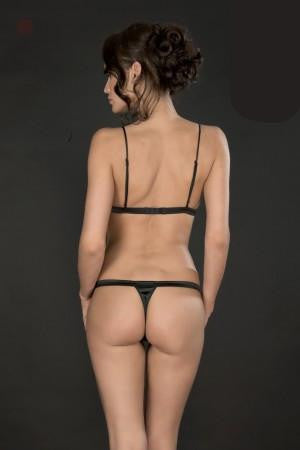 Villa Satine Mini Thong