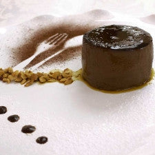Bunet Chocolate Pudding