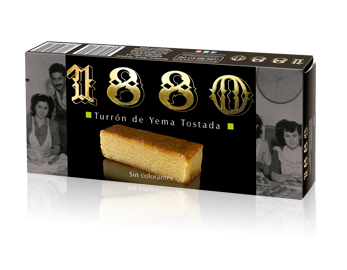 1880 Almond and Toasted Egg Yolk Bar - 1880
