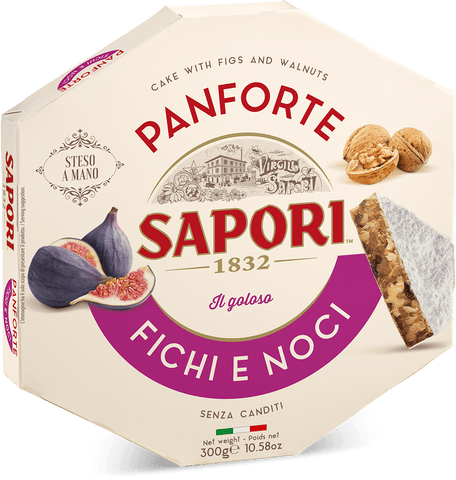 Sapori Panforte Figs and Walnuts