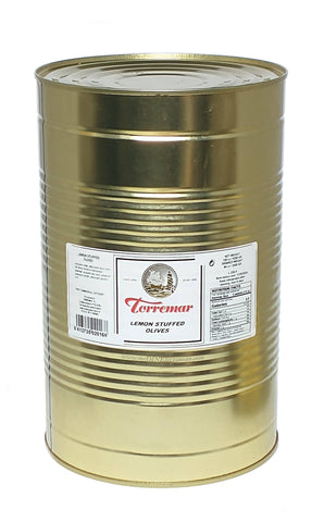 Torremar Natural Lemon Stuffed Manzanilla Olives 01