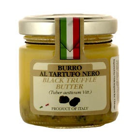 Savini Tartufi Butter with Black Truffle