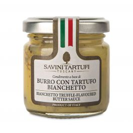 Savini Tartufi Butter with White Truffle