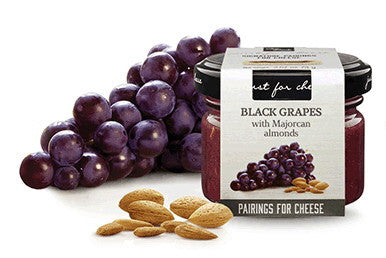Sweet Sauce of Black Grapes with Majorcan Sliced Almonds - Can Bech