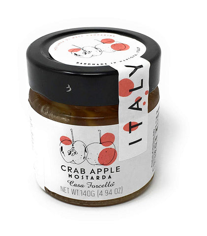 Casa Forcello Crab Apple Mostarda
