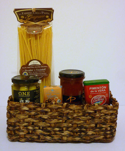 Thanksgiving Basket 2 - Medineterranean