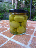 Chili Pepper stuffed Gordal Olives - O.N.E.