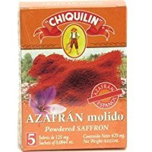 Chiquilin Saffron Powder - Chiquilin