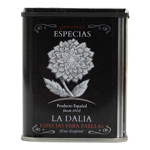 Paella Seasoning with Saffron - La Dalia - La Dalia