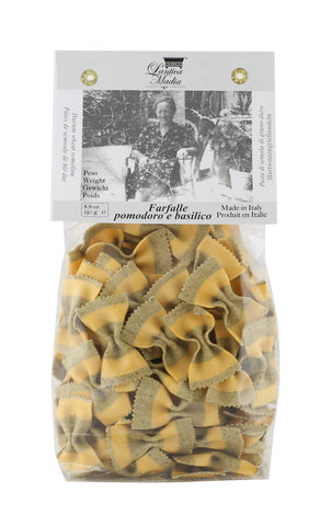 Antica Madia Farfalle pasta with Tomato and Basil