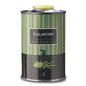 Extra Virgin Olive Oil with Aromatic Herbs - Galantino