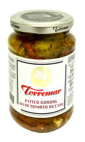 Pitted Gordal Olives with Tomato Recipe - Aceitunas Torremar
