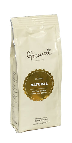 Granell Classic Natural Coffee Beans