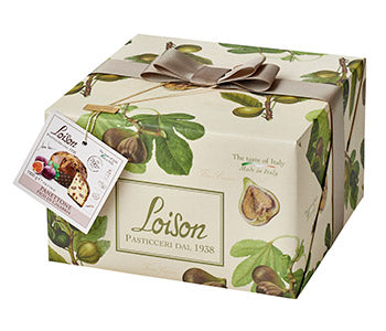 Loison Calabrian Figs Panettone 1000g - Loison