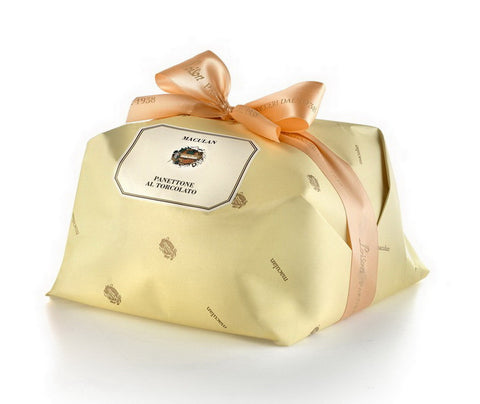 Filippi Special Panettone Maculan with Torcolato Wine 1000g