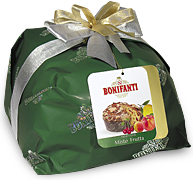 Bonifanti Panettone Mixed Fruits - Bonifanti