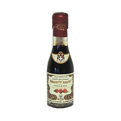 Balsamic Vinegar of Modena Flavored with Raspberry - Giuseppe Giusti