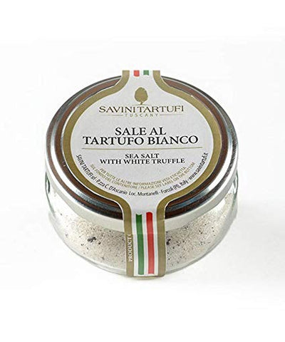 Savini Tartufi Sea Salt with White Truffle