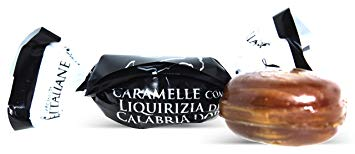 Serra Filled Candy with Licorice from Calabria - Serra