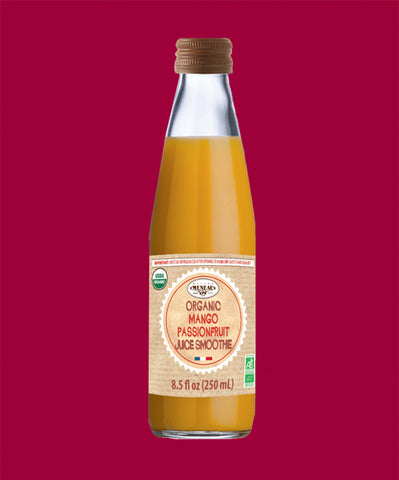 Meneau Organic Mango & Passion Fruit Smoothie - Meneau