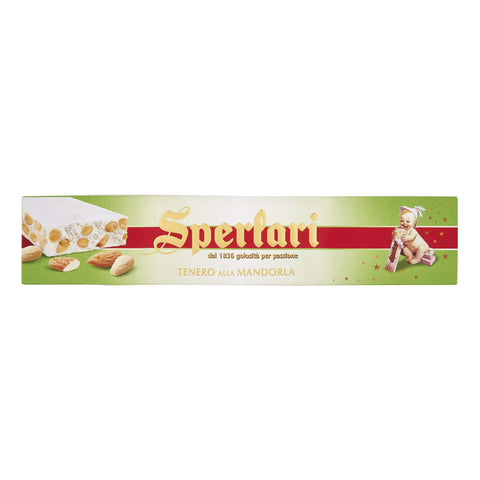 Sperlari Soft Almond Torrone Bar