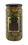Torremar Whole Green Gordal Olives with Chili Pepper