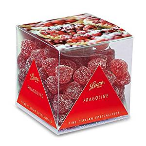 Strawberry Jellies cube - Leone