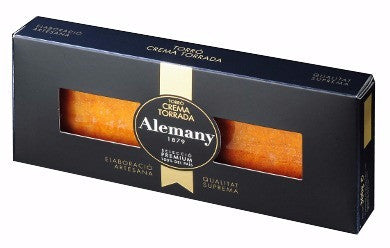 Almond Marzipan with Burnt Sugar Finished - Turron de Yema - Alemany