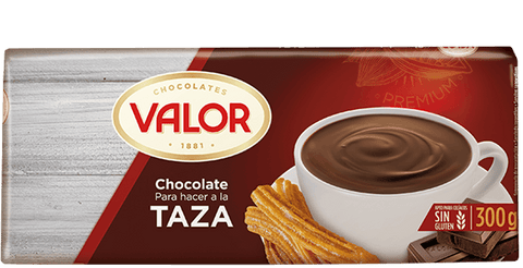 Valor Hot Chocolate Bar - Valor