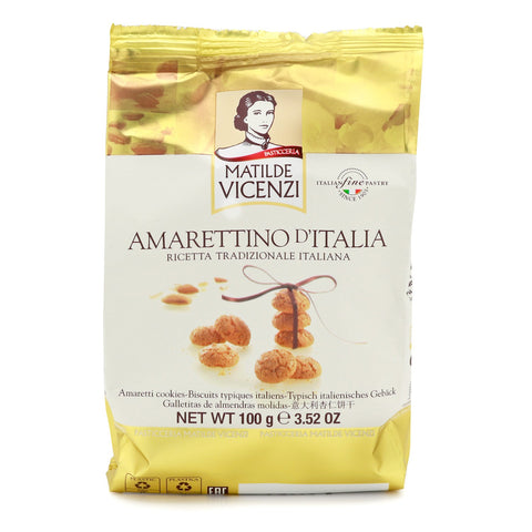 Vicenzi Amarettini Small Cookies - Vicenzi