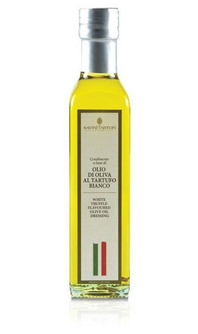 Savini Tartufi White Truffle-Flavored Olive Oil 250ml