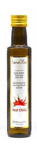 Beneolive Extra Virgin Olive Oil with Red Chili