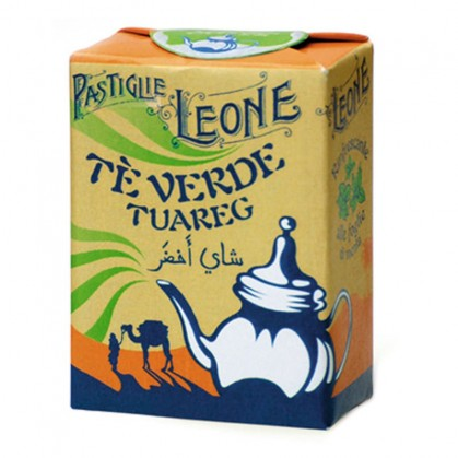 Leone Green Tea pastilles
