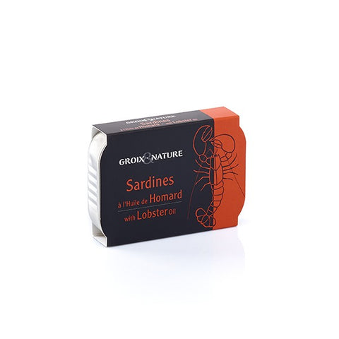 Groix & Nature Sardines in Lobster Oil - Groix & Nature