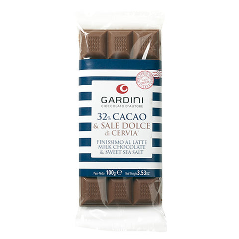 Gardini 32 Cocoa with Sweet Salt of Cervia