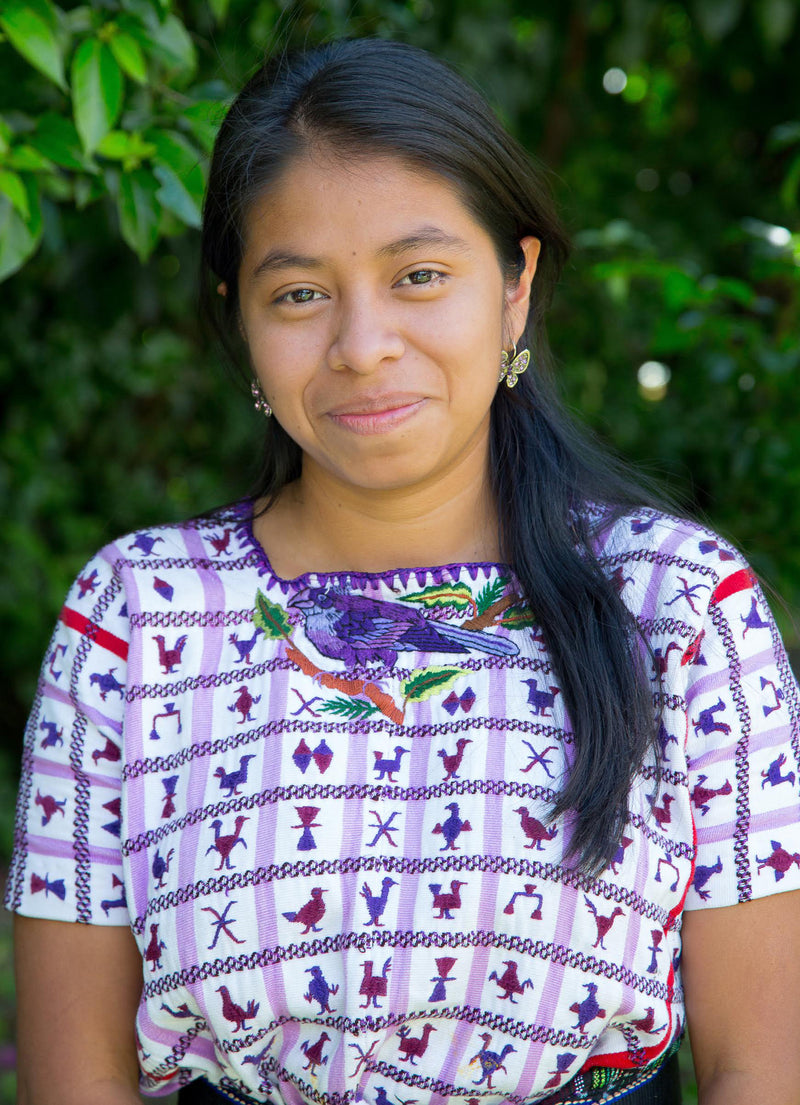 mayan hands high school student