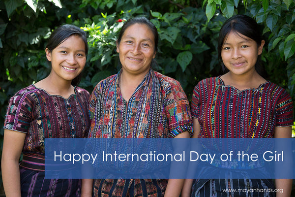 The Power of the Adolescent Girl - Happy International Day of the Girl!