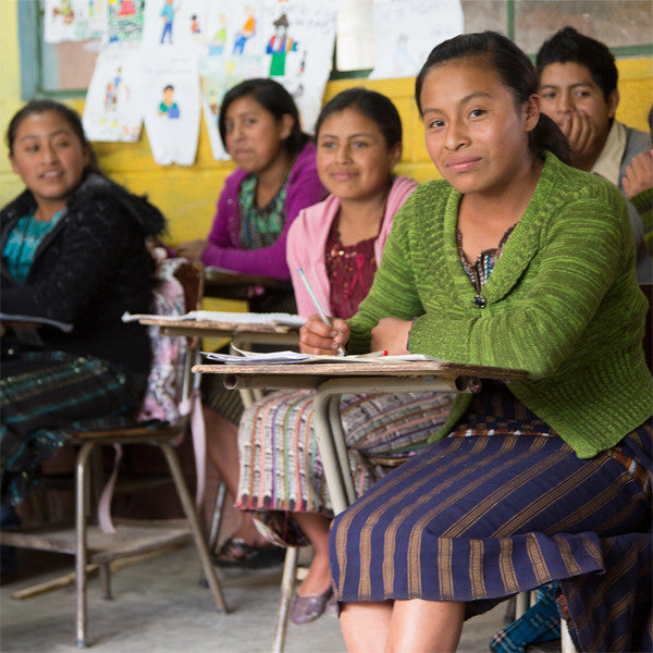 girls education in guatemala