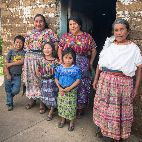 Celebrating Mothers, Pillars of Mayan Culture