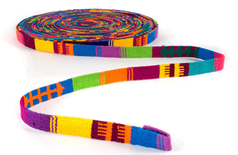cinta weaving by the yard from Guatemala