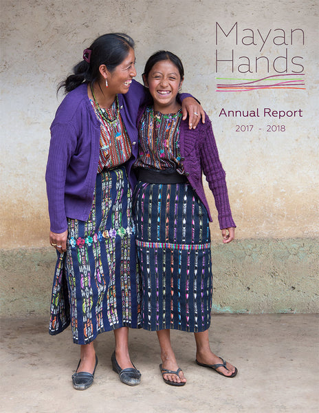 Mayan Hands Annual Report