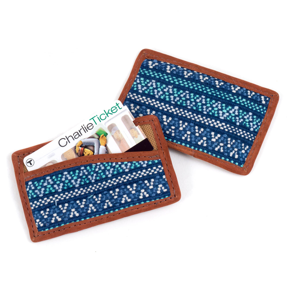 Handwoven Card Holder | Mayan Hands