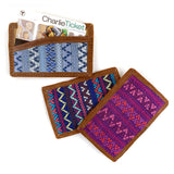 handwoven business cardholder assorted