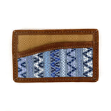 handwoven business cardholder