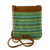 handwoven Santiago bag olive green | Mayan Hands